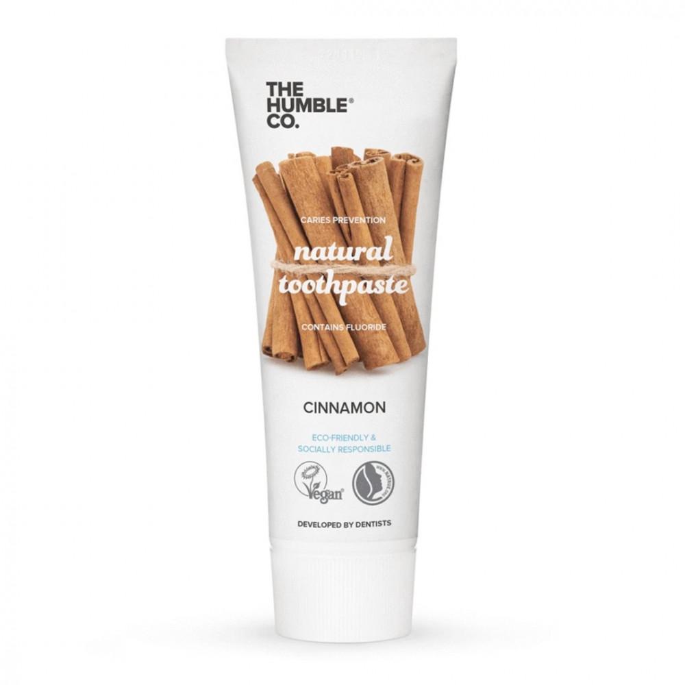Pasta de dientes natural Canela de The Humble Co.