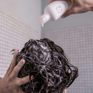 Champú para la prevención de la caída del cabello de Sober