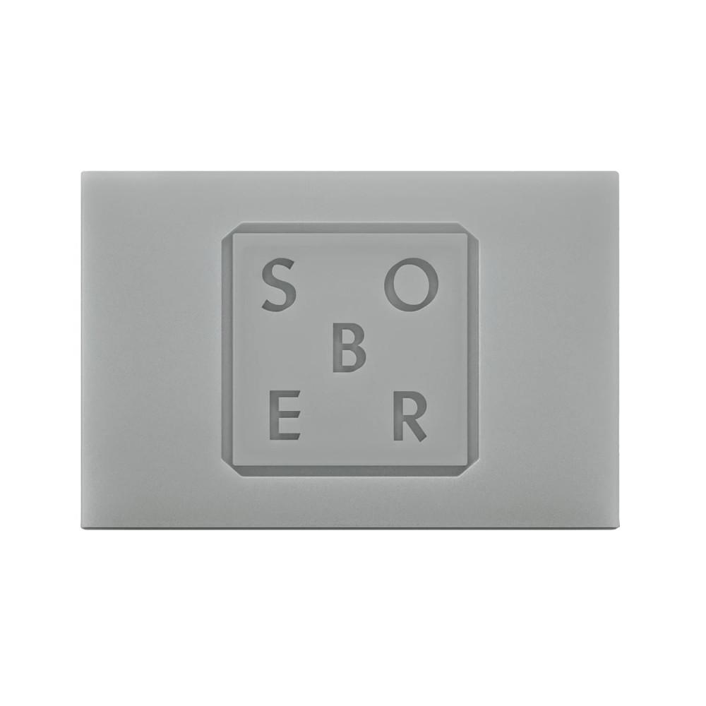Jabón vegano hidratante para manos y cuerpo de Sober