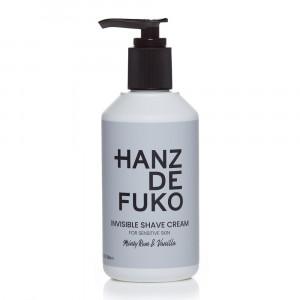 Crema de afeitar Invisible Shave Cream de Hanz de Fuko