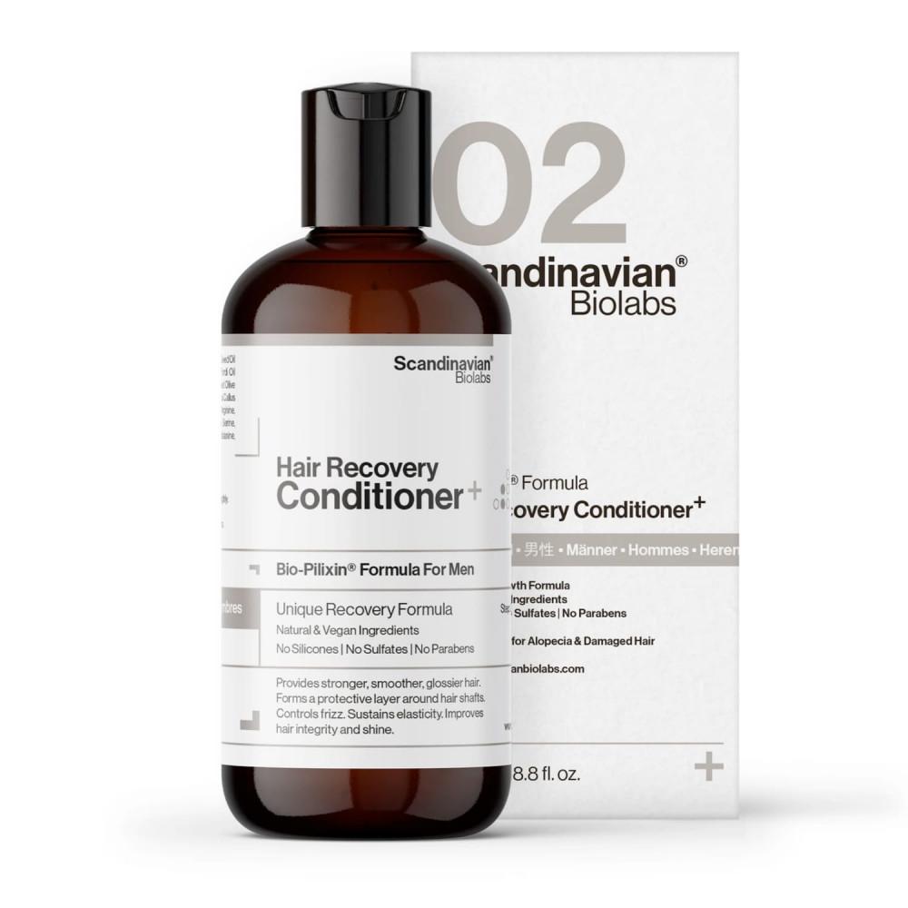Acondicionador anticaída para fortalecer y aumentar la durabilidad del cabello de Scandinavian Biolabs