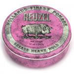 Pomada fijadora Grease Heavy Hold de Reuzel, tamaño 340 g