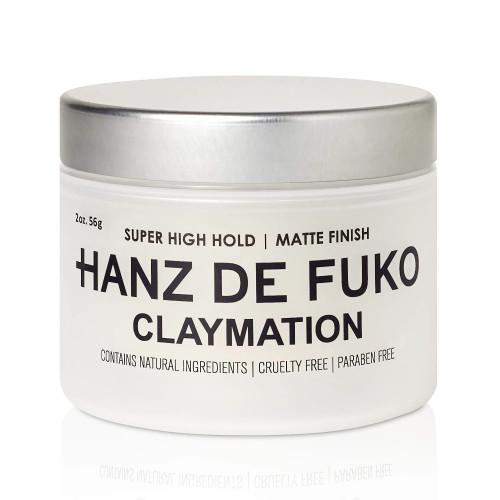 Cera fijadora Claymation de Hanz de Fuko