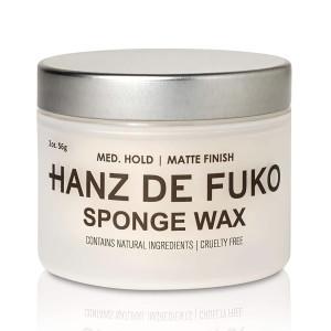 Pasta fijadora Sponge Wax de Hanz de Fuko