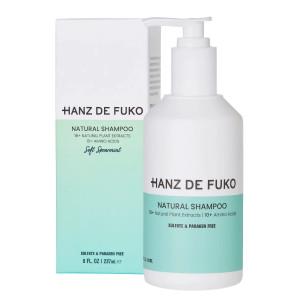 Champú para cabello Natural Shampoo de Hanz de Fuko