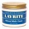 Crema fijadora Natural Matte Cream de Layrite, tamaño 297 g