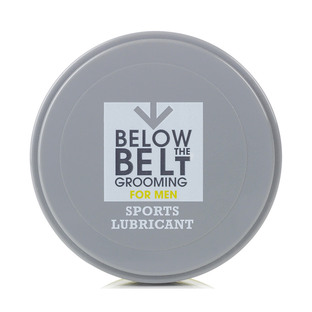 Lubricante deportivo de Below the Belt Grooming