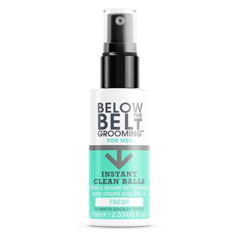 Desodorante íntimo Instant Clean Balls Fresh de Below the Belt Grooming