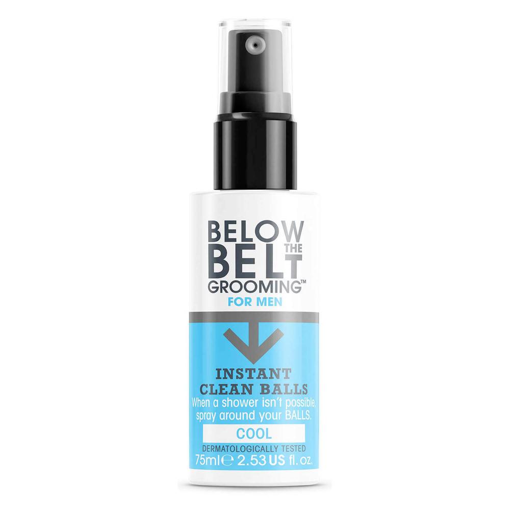 Desodorante íntimo Instant Clean Balls Cool de Below the Belt Grooming