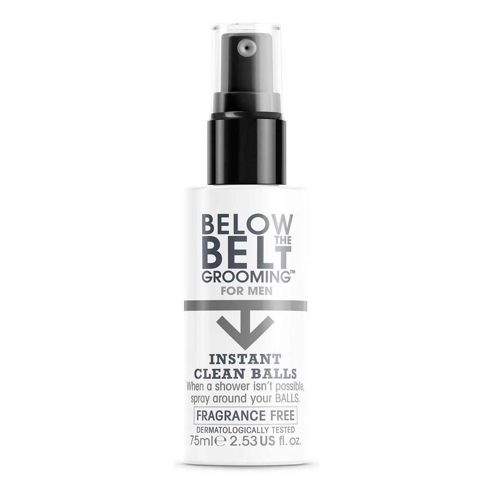 Desodorante íntimo Instant Clean Balls Sin Fragancia de Below the Belt Grooming