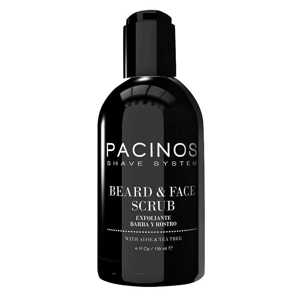 Exfoliante para barba y rostro Beard & Face Scrub de Pacinos