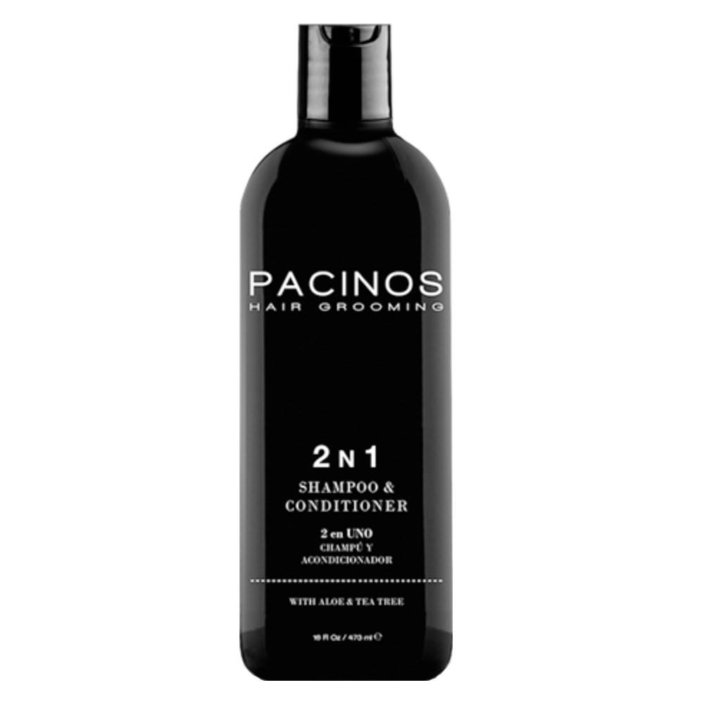Champú y acondicionador 2N1 Shampoo & Conditioner de Pacinos