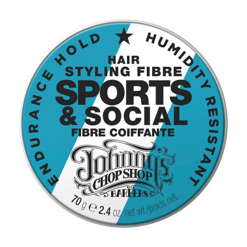 Pasta fijadora Sports & Social Fibre de Johnny's Chop Shop