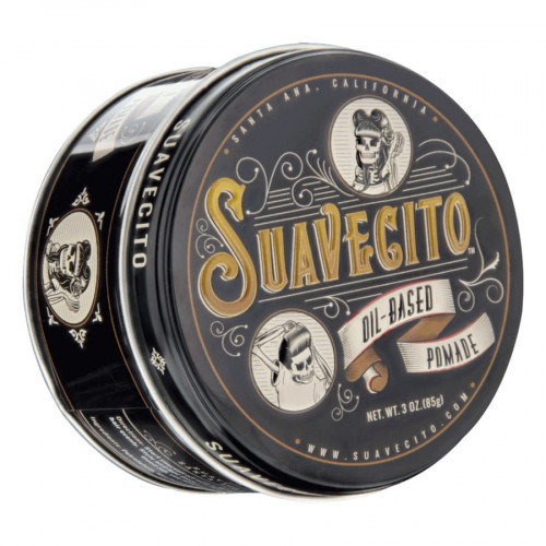 Oil-Based Pomade