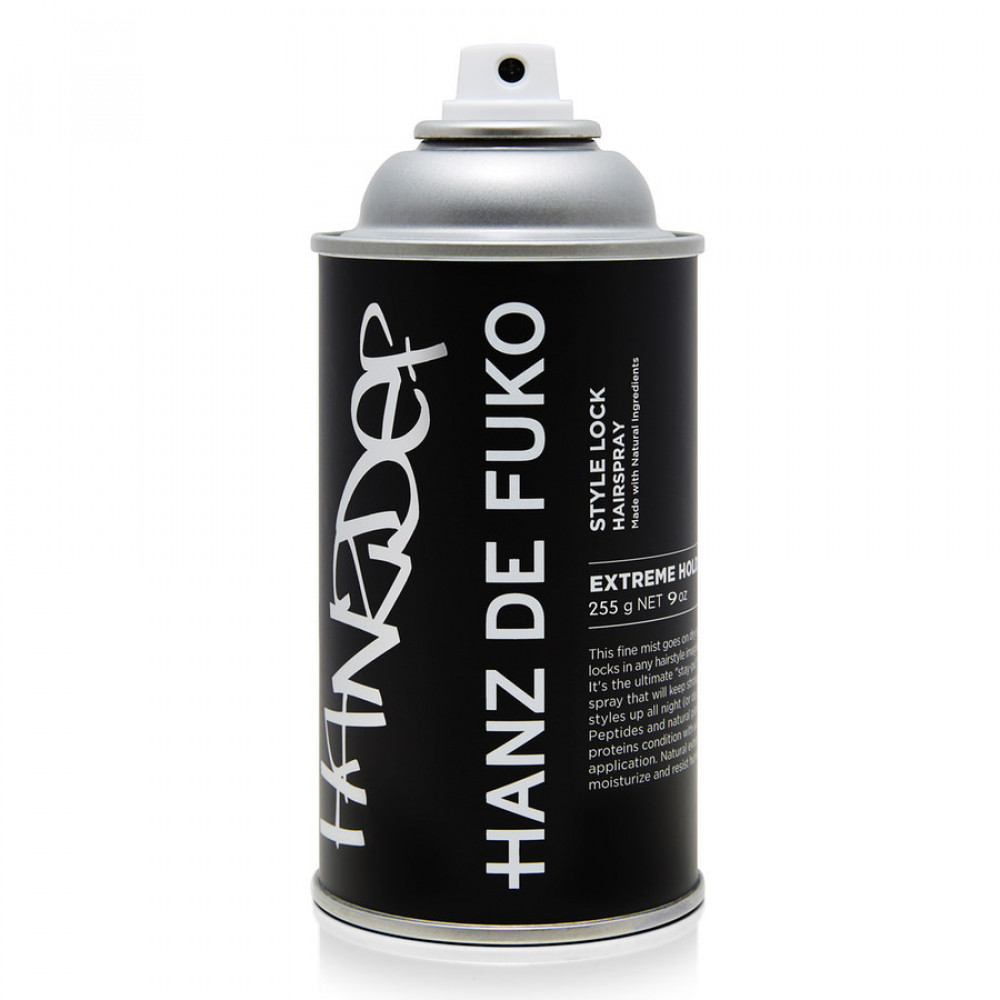 Spray fijador Style Lock Hair Spray de Hanz de Fuko