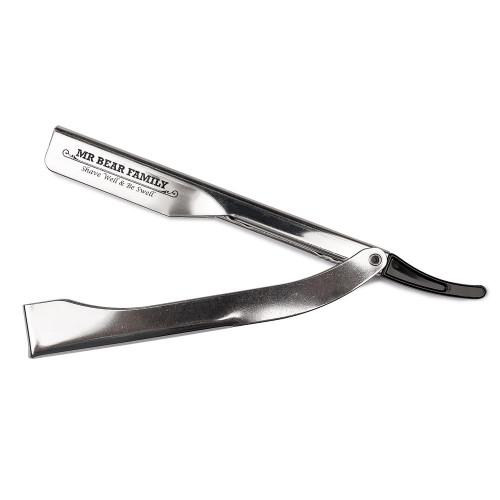 Navaja de afeitar Straight Razor - Barber de Mr Bear Family