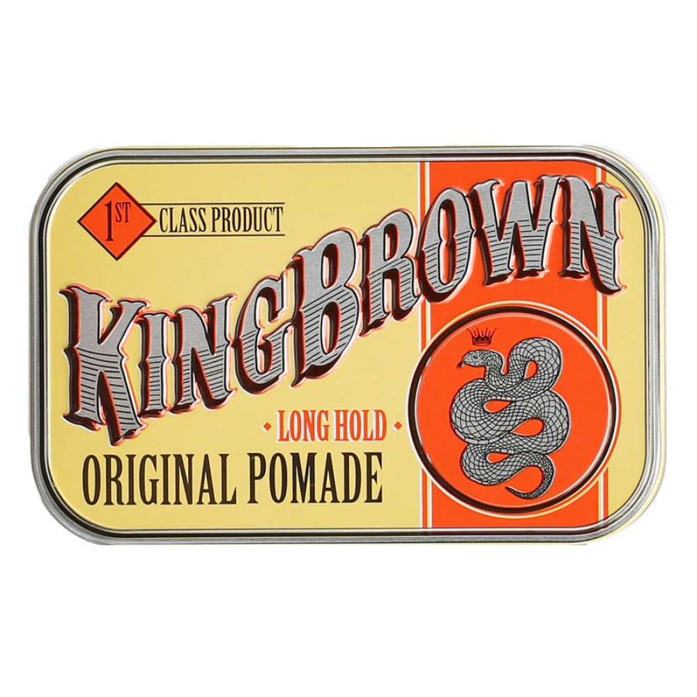 Pomada fijadora Original Pomade de King Brown Pomade