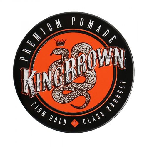 Pomada fijadora Premium Pomade de King Brown Pomade