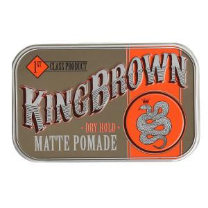 Cera fijadora Matte Pomade de King Brown Pomade