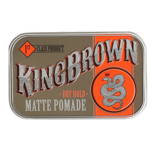 Matte Pomade