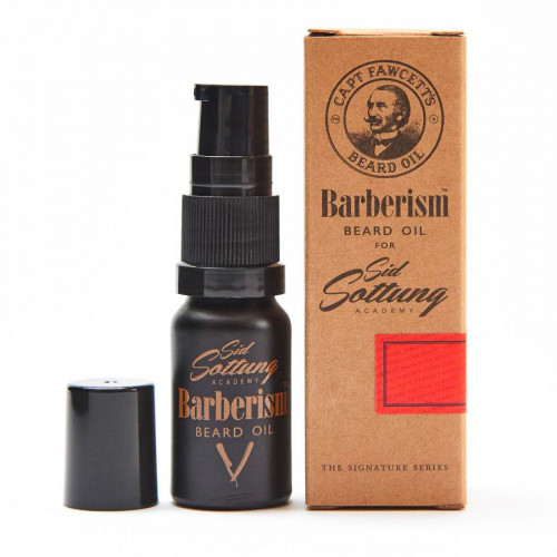 Aceite para barba Barberism Beard Oil de Captain Fawcett