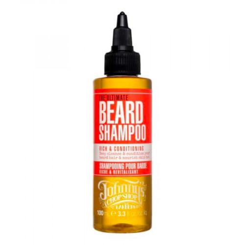 Champú para barba Beard Shampoo de Johnny's Chop Shop