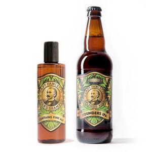 Champú para barba Beer'd Shampoo de Captain Fawcett