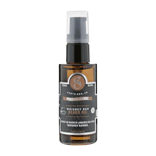 Aceite para barba Whiskey Bar de Suavecito Premium