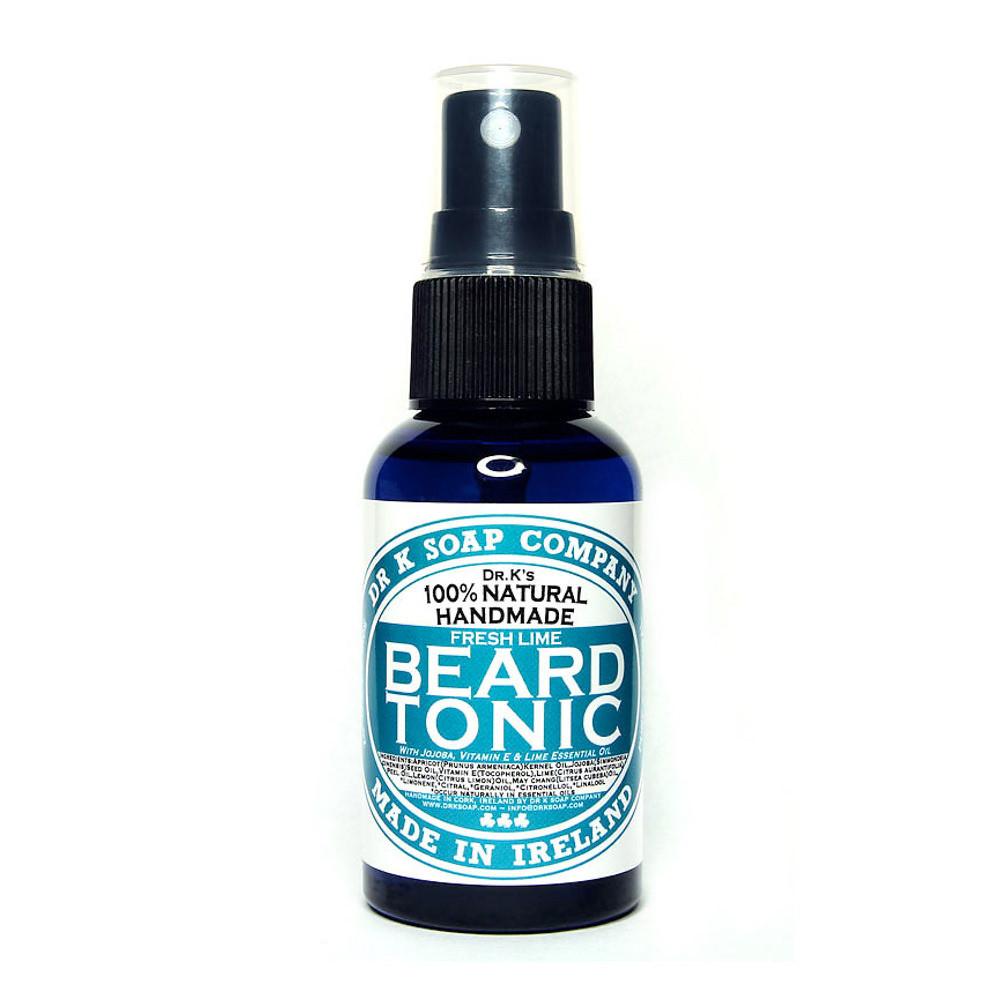 Aceite para barba Beard Tonic Fresh Lime de Dr K Soap