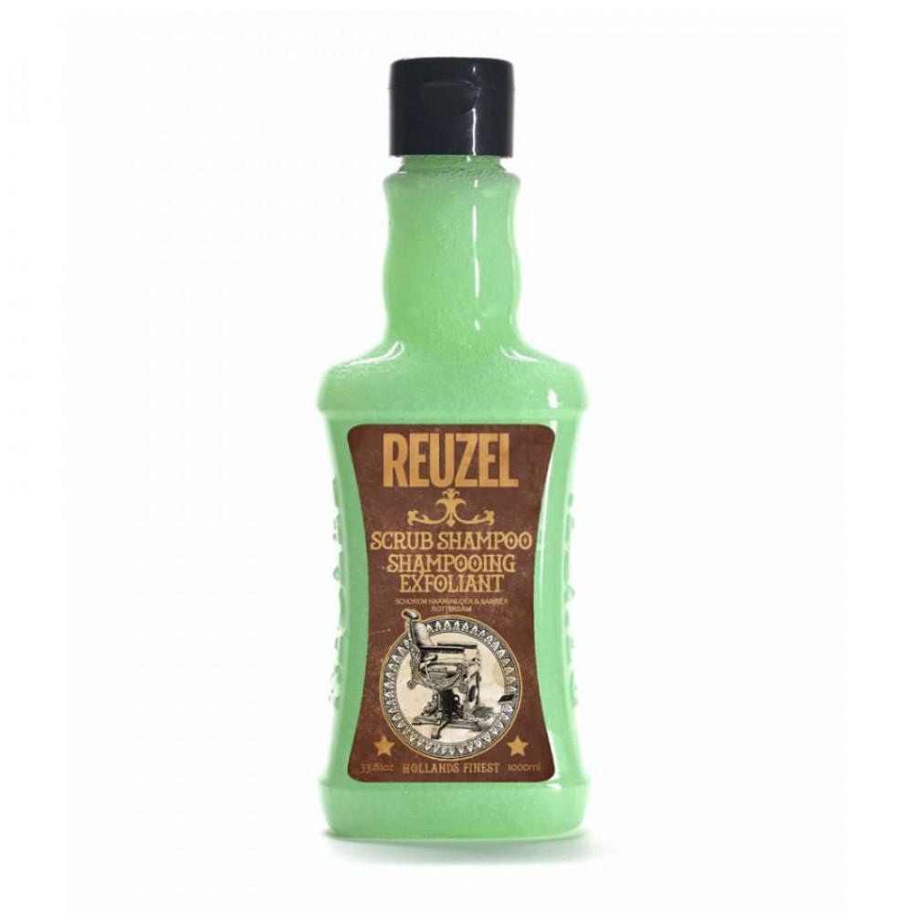 Champú exfoliante Scrub Shampoo de Reuzel