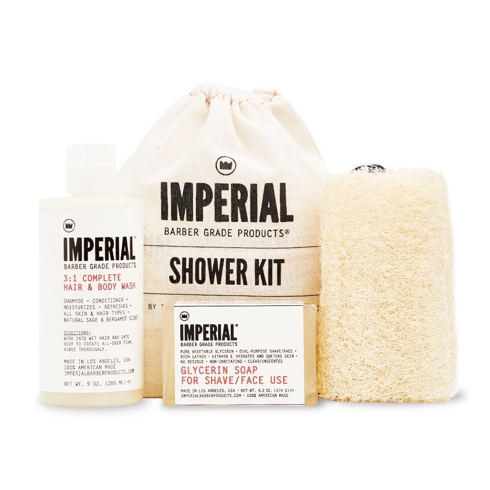 Kit de aseo Shower Kit de Imperial