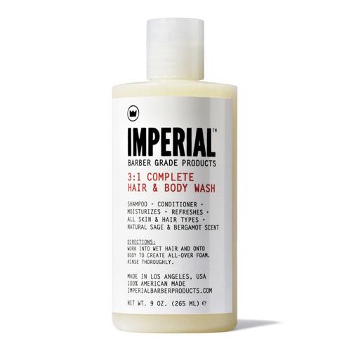 Jabón para todo el cuerpo 3:1 de Imperial
