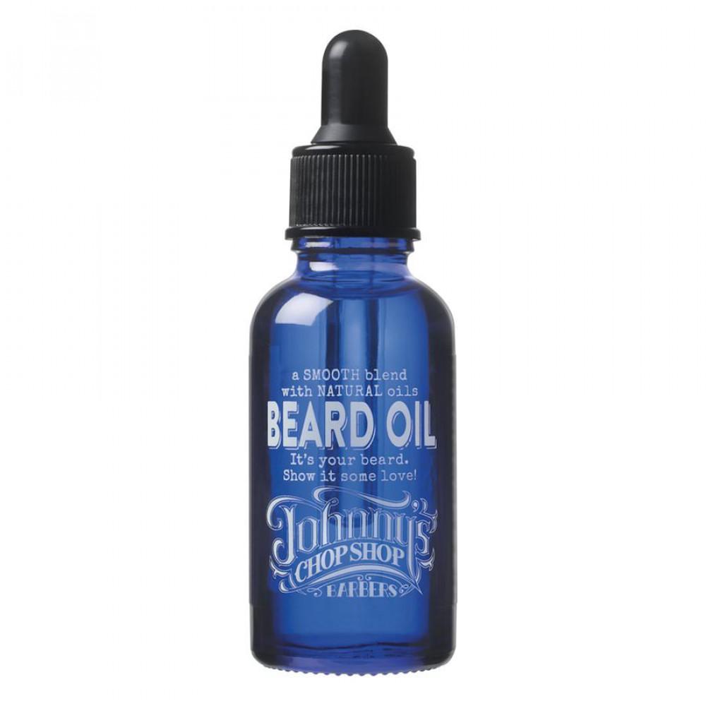 Aceite para barba Beard oil de Johnny's Chop Shop