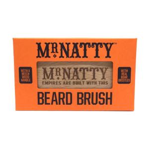 Cepillo para barba y cabello de Mr. Natty