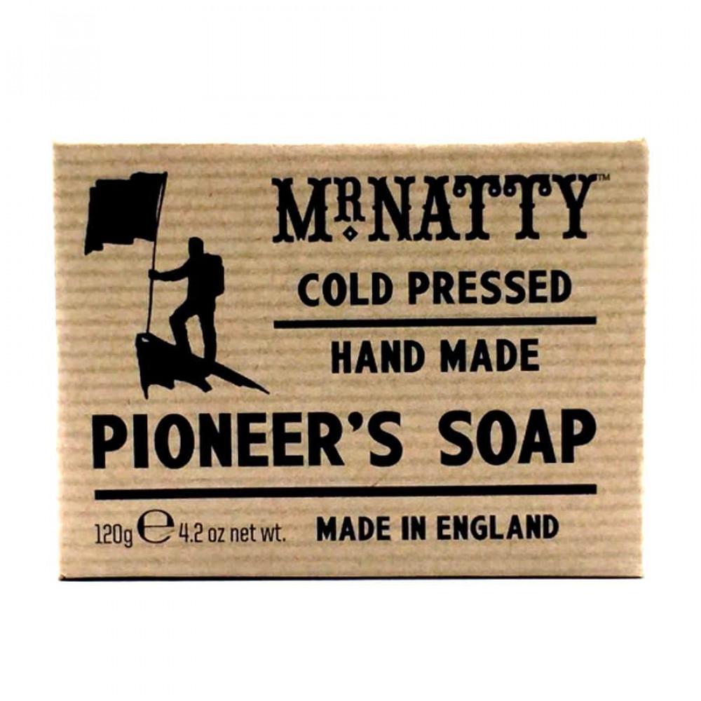 Jabón para todo el cuerpo Pioneers Soap de Mr. Natty