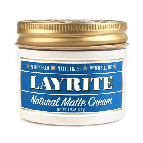 Crema fijadora Natural Matte Cream de Layrite