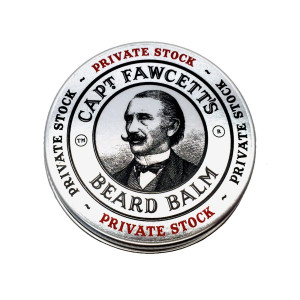 Bálsamo para barba Private Stock de Captain Fawcett