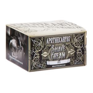 Crema de afeitar 1893 Shave Cream de Apothecary87