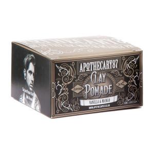 Cera fijadora Vanilla & MANgo Clay de Apothecary87