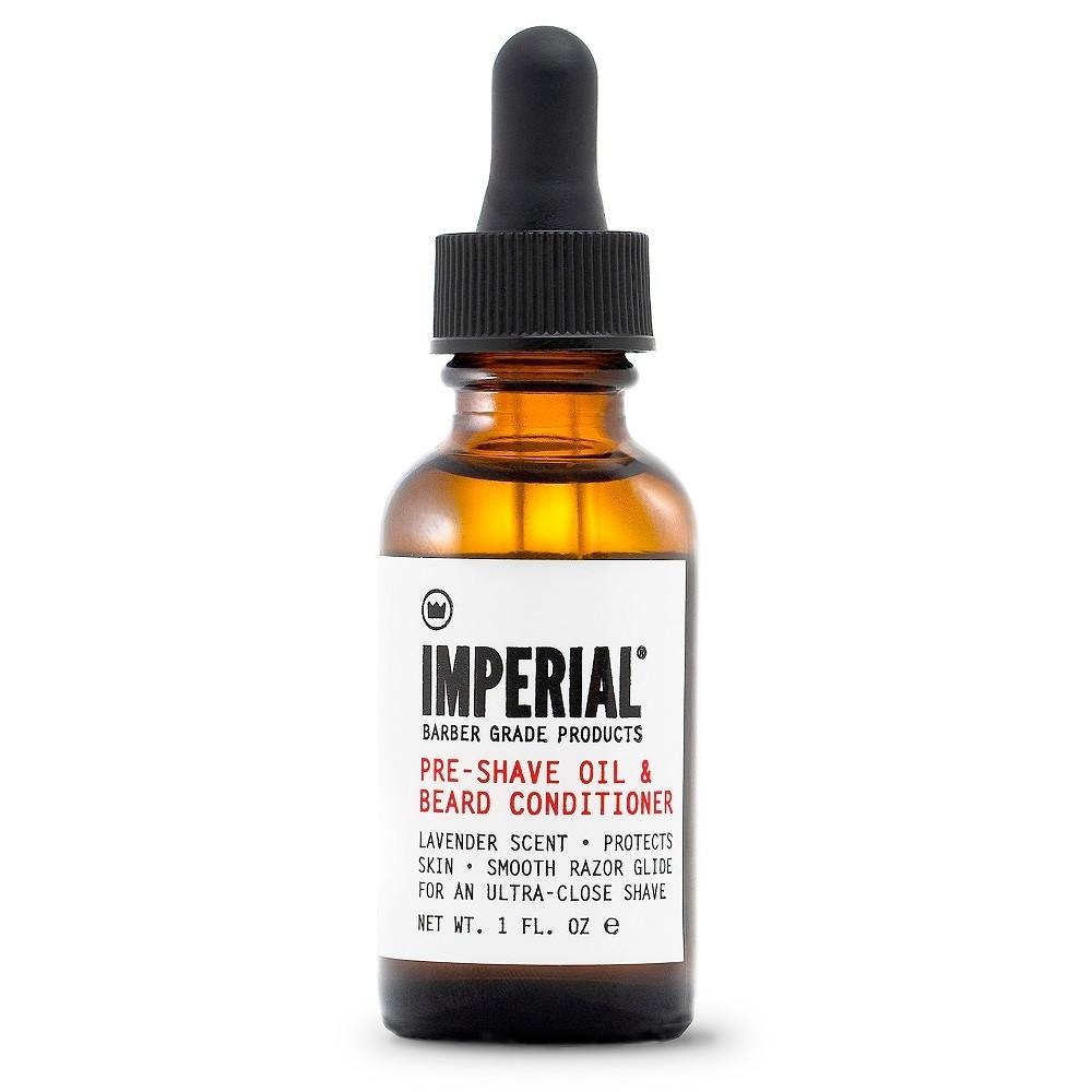 Aceite de barba y afeitado de Imperial