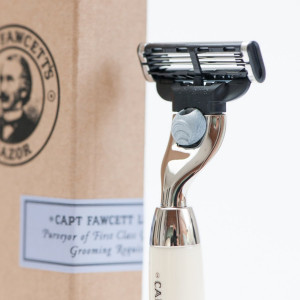 Maquinilla de afeitar de Captain Fawcett