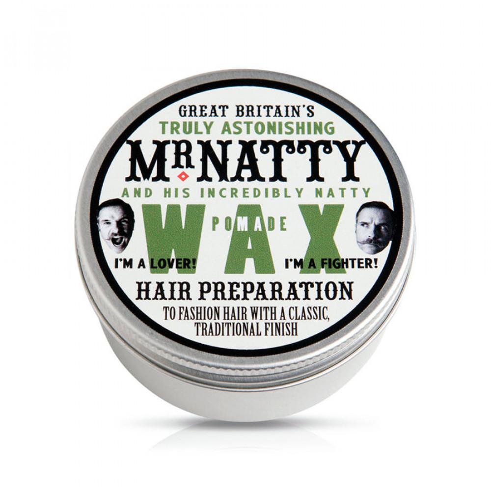 Pomada fijadora Wax Hair Preparation de Mr. Natty