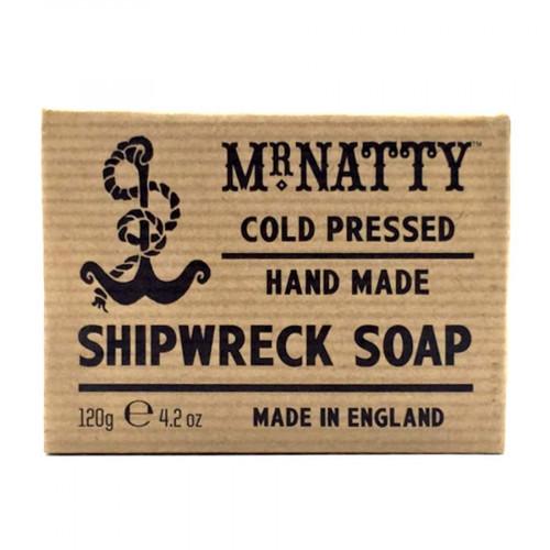 Jabón para todo el cuerpo Shipwreck Soap de Mr. Natty