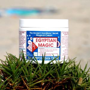 Crema hidratante y reparadora Egyptian Magic