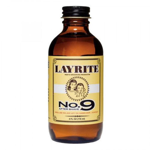 No. 9 Bay Rum Aftershave