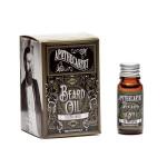 Aceite para barba The Unscented de Apothecary87, tamaño 10 ml