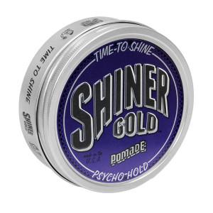 Pomada fijadora Psycho Hold de Shiner Gold