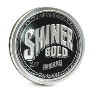 Pomada fijadora Pomade Heavy Hold de Shiner Gold