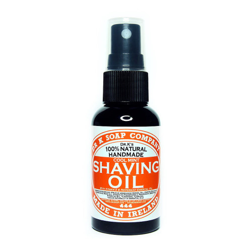 Aceite de afeitado Shaving Oil de Dr K Soap