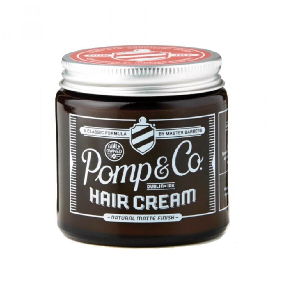 Crema fijadora Hair Cream de Pomp & Co